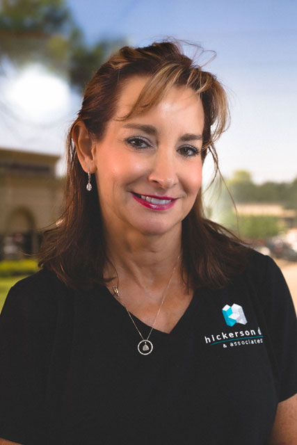 Donna M., a registered dental hygienist at Hickerson & Associates, DDS. PC. in Houston, TX.