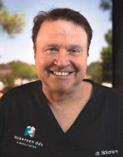 Dr. Ron Hickerson of Hickerson & Associates, DDS. PC.